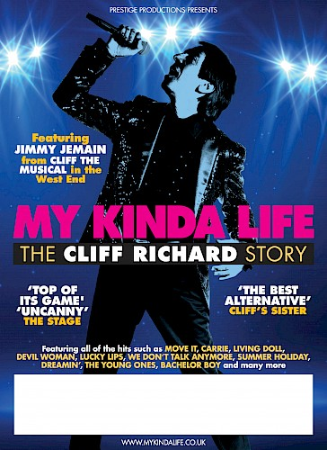 My Kinda Life - The Cliff Richard Story